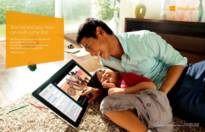 JWT Beijing launches Windows 8 Campaign across Asia