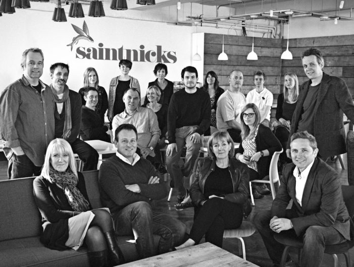 SAINTNICKS Acquires Bristol Based Design Agency Duttons