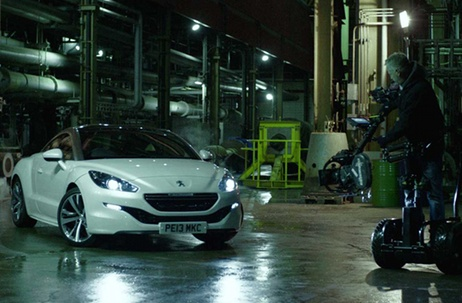 Peugeot UK Celebrates Filmmaking