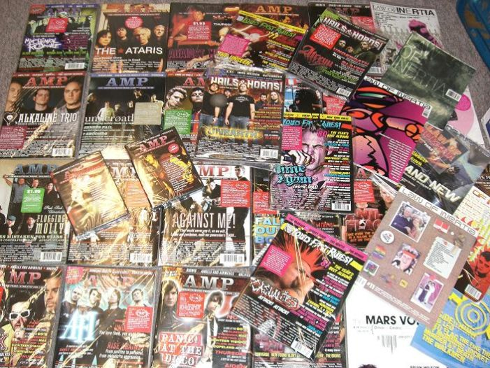 Magazine Ad Pages Slip, Celeb Titles Hit Hard
