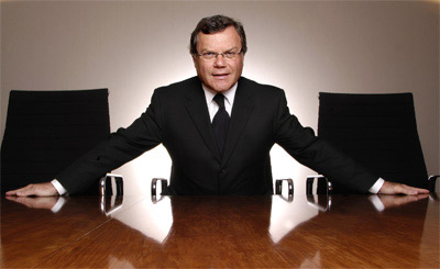 WPP reports profits rise and hits out at Publicis Omnicom Group