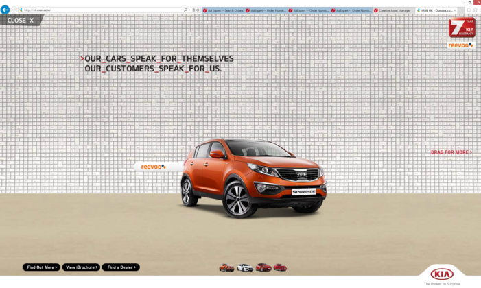 Kia partners with Microsoft Advertising to launch MSN 'Storyboard' campaign