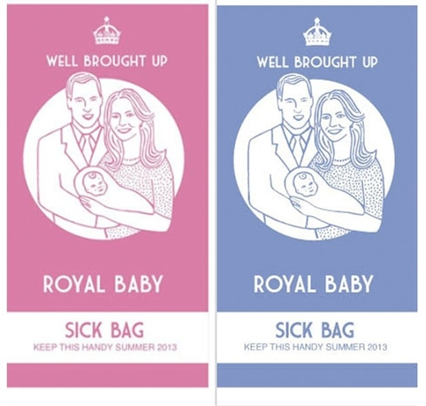 Royal baby souvenir market 'worth £56 million'