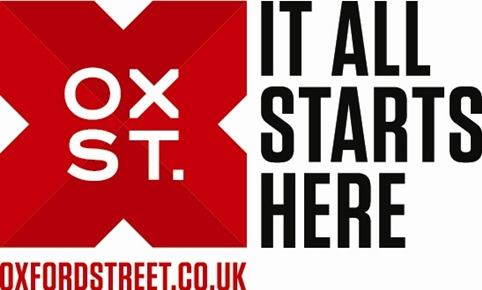 X marks the spot – a new identity for Oxford Street