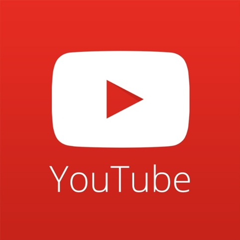 YouTube rolls out new logo