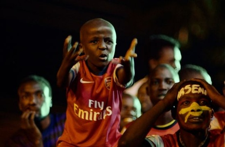 Barclays & BBH's 'Thank You' to Global Footie Fans