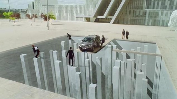 Honda's New Ad Shows That Everything Is Not As It Seems