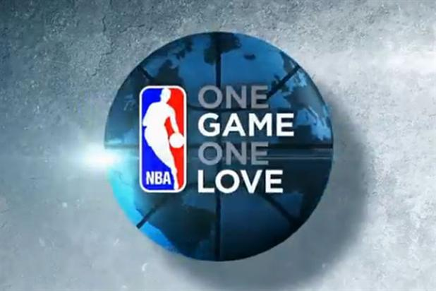 NBA launches first international ad push