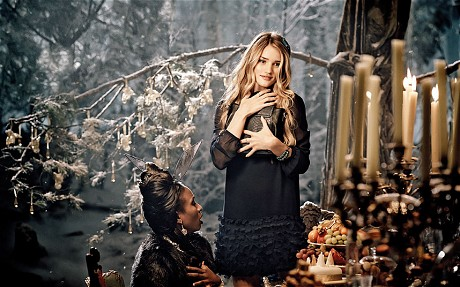 M&S runs Christmas teaser campaign