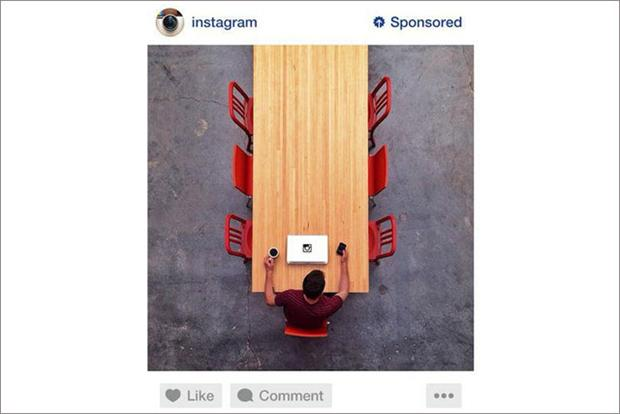 Instagram reveals 'look and feel' of ads as roll-out begins
