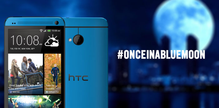 Carphone Warehouse uses Twitter campaign to promote new HTC One Vivid Blue