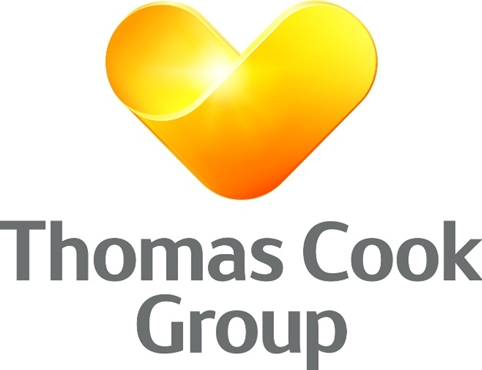 Thomas Cook unveils new 'sunny heart' branding