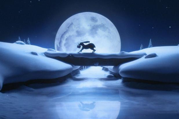 Watch the 2013 John Lewis Christmas ad