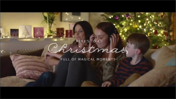 Sky looks at how Christmas brings people together in new ad campaign