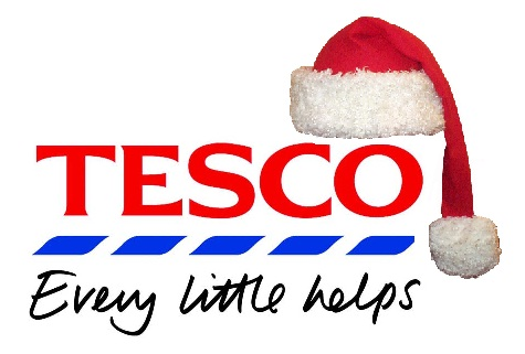 "Tesco shuns ""airbrushed"" Christmas ads in festive effort"