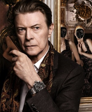 David Bowie stars in Louis Vuitton's end of year campaign