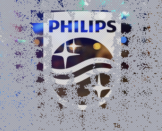 Philips uses social media to invite people to help #UncoverPhilips new logo