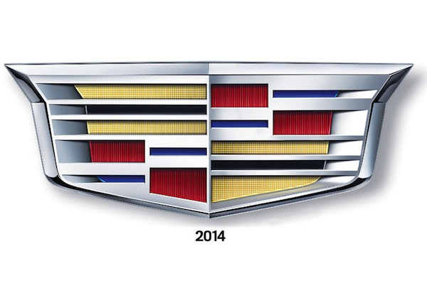 Cadillac Unveils Its New Crest For The 21st Century