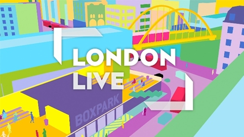 Branding launches for London Evening Standard TV channel
