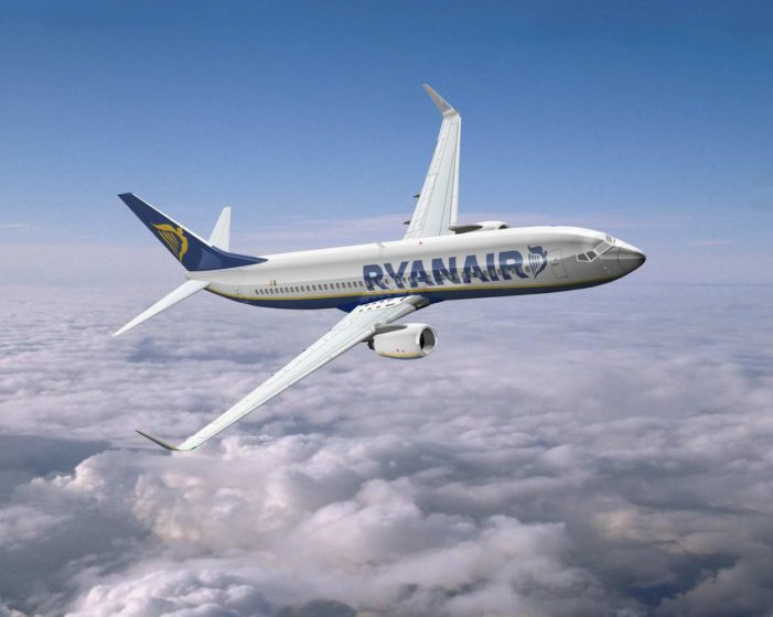 Ryanair steps up charm offensive with ads declaring 'we're changing'