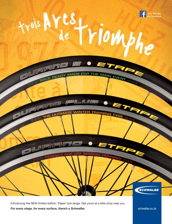 LIFE helps Schwalbe make tracks ahead of Tour de France's Grand Départ