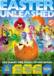 THP0008_AO POSTER_Easter Unleashed