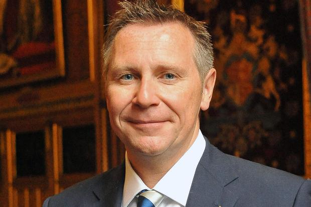 IPM appoints Lord Guy Black as President