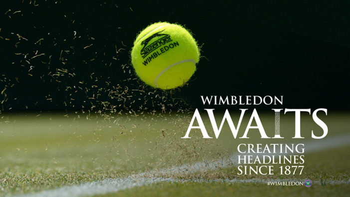 Space creates headlines with 'Wimbledon Awaits' campaign for 2015