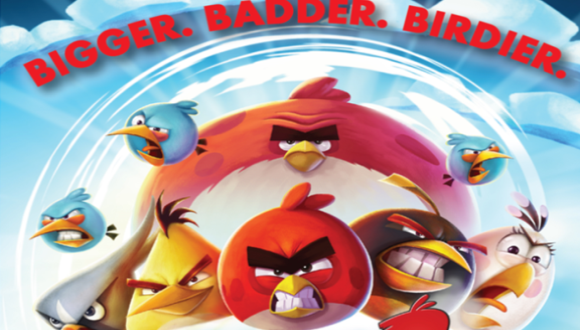 W+K London Goes Bigger, Badder & Birdier for Angry Birds 2 Campaign