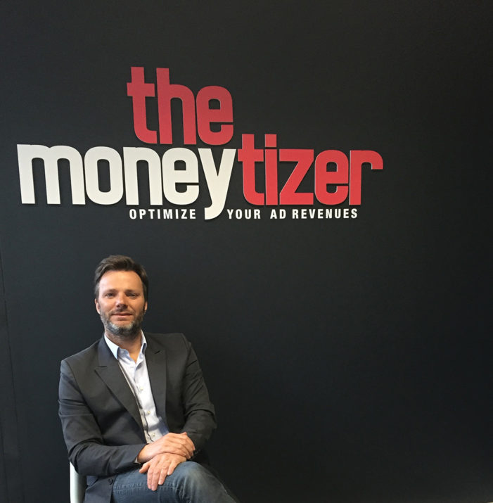 The Moneytizer launches in London