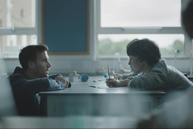 British Heart Foundation campaign emulates the heartbreak of loss