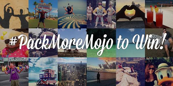Virgin Holidays and RPM encourage customers to #PackMoreMojo