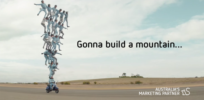New Sensis Campaign by Ogilvy Melbourne Is A Balancing Act