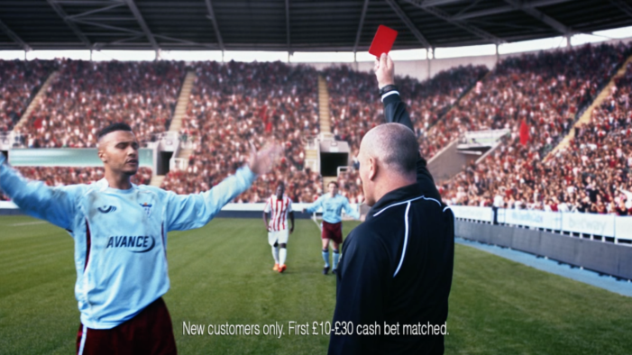 Betway app lets football fans get closer to the action in new TV campaign