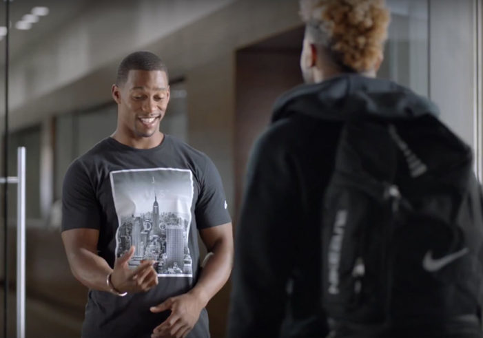 NFL Stars Victor Cruz & Odell Beckham Jr. Share Their Thoughts for Foot Locker