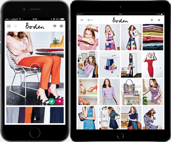 BBH London Takes Clothing Brand Boden Into the Modern Digital Age
