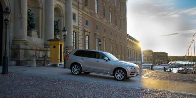 Volvo unveils exclusive interactive cinema ad campaign to promote the XC90