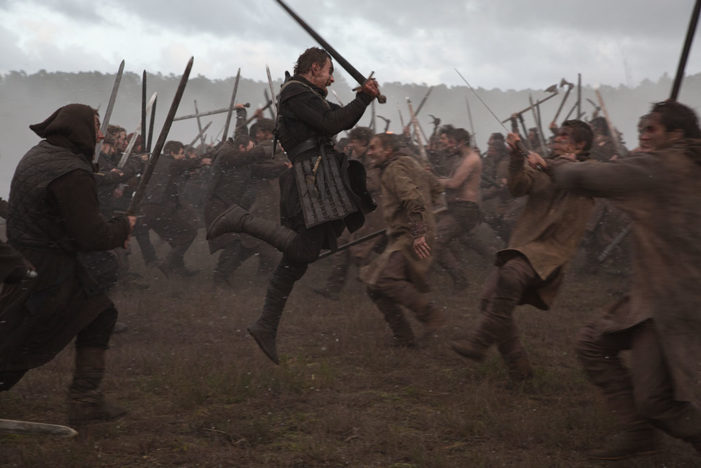 Artem SFX create a range of sinister special effects for Justin Kurzel's Macbeth