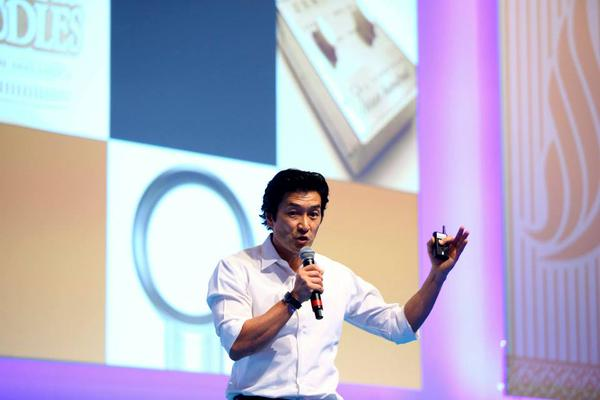 Cheil Worldwide's global ECD Wain Choi appointed as Jury President at Spikes Asia