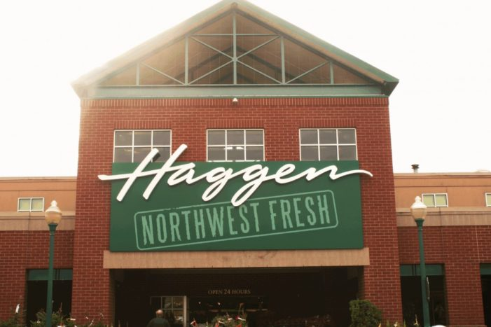 Haggen Announces Plans to Exit from Pacific Southwest Market & Realignment of Footprint Around Pacific Northwest Operations