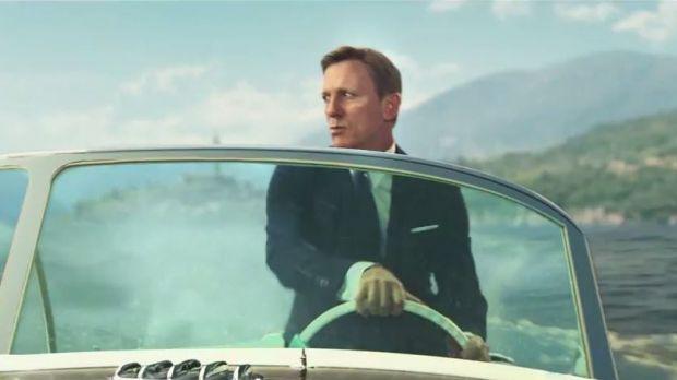 James Bond blows away baddies in Heineken Spectre boat chase ad