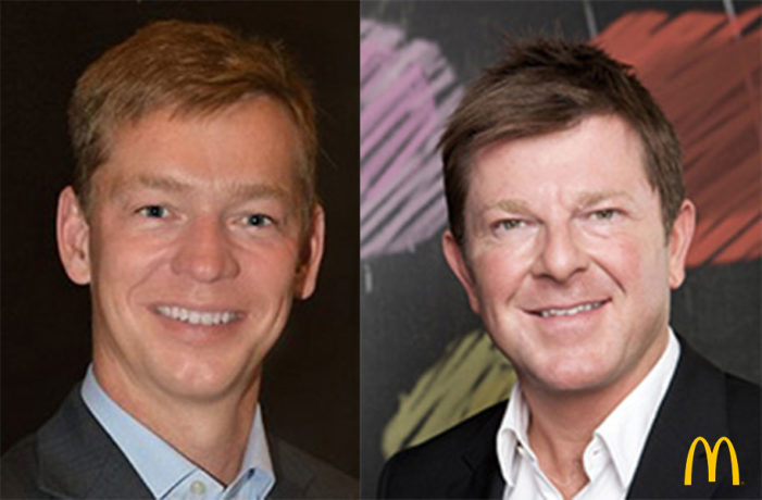 McDonald's Adds New Senior Leadership Talent