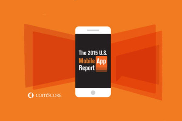 Most Used App's on Home Screen: Insights Galore from comScore's 2015 U.S. Mobile App Report