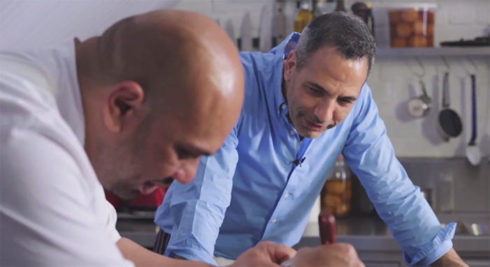Just So and Guardian introduce new cookery spot with Yotam Ottolenghi