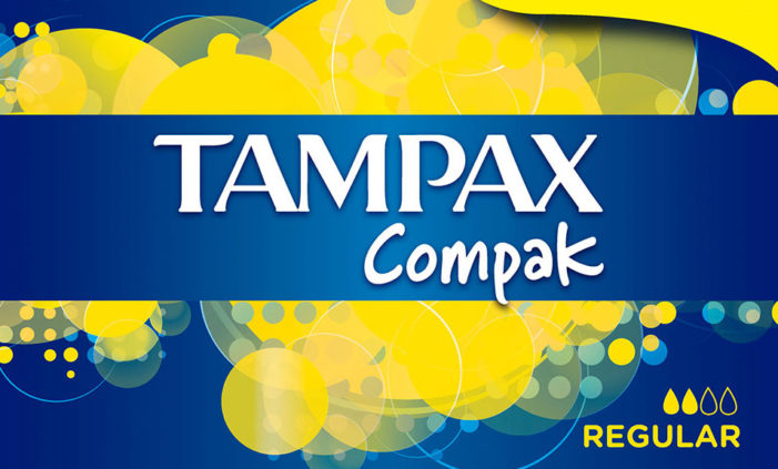 Procter & Gamble introduce new PMP for tampon brand Tampax