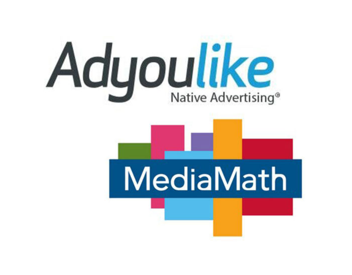 Adyoulike partners with MediaMath through programmatic native advertising exchange