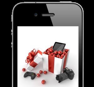 Christmas-Shopping-Phone