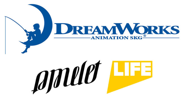 LIFE appointed by Omelet to take DreamWorks Animation to UK brands