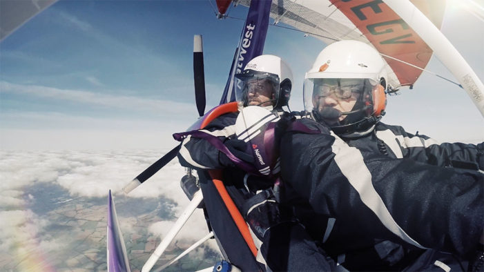M&C Saatchi Creates New High Flying Rugby Ad for NatWest