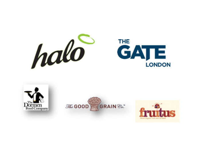 The Gate London extends Halo Foods remit with appointment to Dormen Snacks, Good Grain & Fruitus accounts